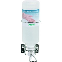 Distributeur de savon AIRLESS 1 L inox