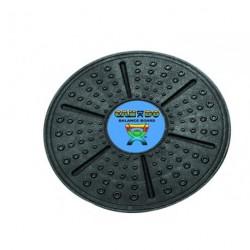 BALANCE BOARD noir diamètre 35.5 cm