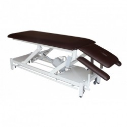 Table de massage EPIONE SERIE 400 Accoudoirs Plongeants