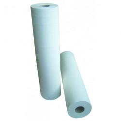 Draps d'examen 1 pli crêpés blancs 50 x 114 cm x 12 Rlx