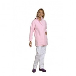 Veste polaire Java rose