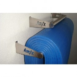 Supports muraux pour nattes AIREX