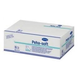 Gants latex sans poudre Peha-Soft x 100