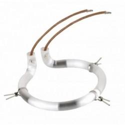 Ampoule circline quartz IR 400 W