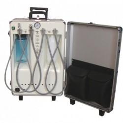 Unit dentaire valise pour soin ambulatoire