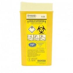Collecteur de déchets infectieux SHARPSAFE 200 mL