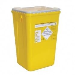 Collecteur de déchets infectieux HOSPISAFE fût 50 L