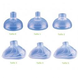 Masque pour insufflateur réutilisable DMT