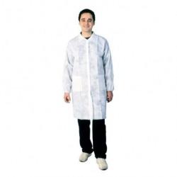 Blouses de protection non stériles x 50 taille M (PFL02)