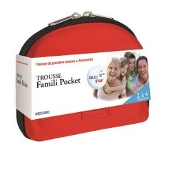 Trouse Famili Pocket pour 2 à 4 personnes