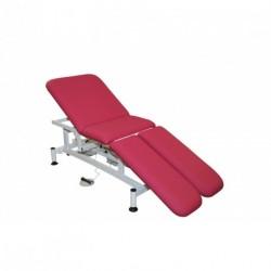 Table de massage électrique DURY avec jambières