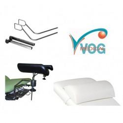 Options pour divans électriques CAIX et VIMEU