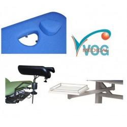 Options pour divans fixes VOG et LICATA