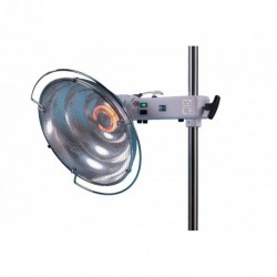 Lampe infrarouge Thermo- Quartz 400 W modèle 4003