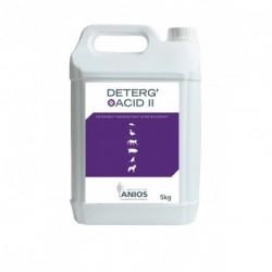 Detergacid II bidon de 5 L