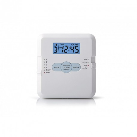 Pilulier Electronique 4 Alarmes Sonores ou Vibrantes