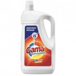 Lessive Gama Professionnel liquide