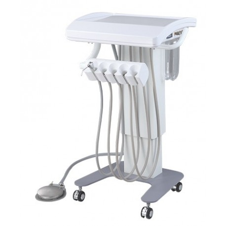 Unité mobile (cart) dentiste MHC 703 et options
