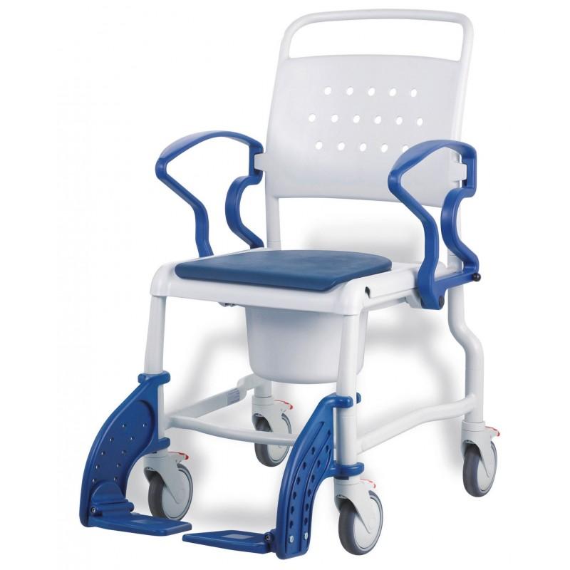 fauteuil de douche roulettes bonn. Black Bedroom Furniture Sets. Home Design Ideas