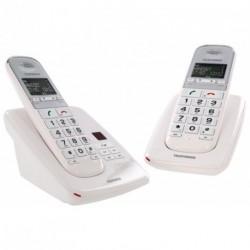 Téléphone sans fil avec répondeur TELEFUNKEN TD352