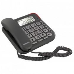 Téléphone filaire + répondeur TELEFUNKEN TF651 COSI