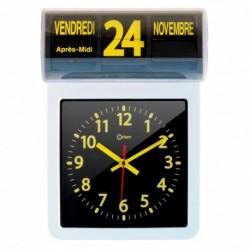 Horloge à date