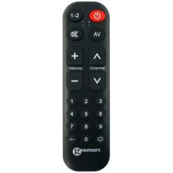 Télécommande universelle TV10