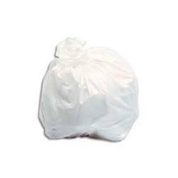 Sacs poubelle 50 L blanc x 250
