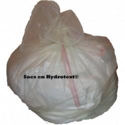 Sacs poubelle hydrosolubles lien rouge x 200