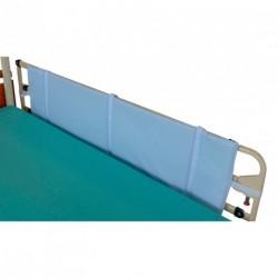Protection en mousse pour barrière de lit