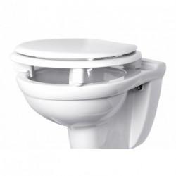 Abattant wc réhaussé