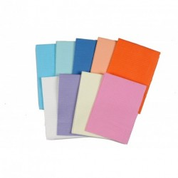 Serviettes plastifiées 33x45 cm x 500
