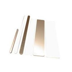 Attelles aluminium/mousse x 10