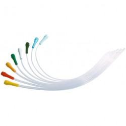 Sonde d'aspiration en PVC stérile 1 œil