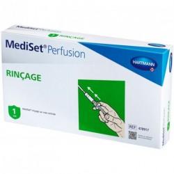 Mediset d branchement de perfusion toutes voies d 39 abord - Rincage pulse chambre implantable ...