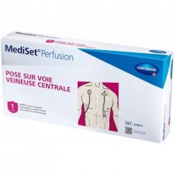 Mediset rin age sur voie centrale - Rincage pulse chambre implantable ...