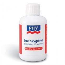 Eau oxygénée stabilisée 10 volumes flacon de 250 mL