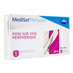 Mediset Perfusion pose sur voie périphérique