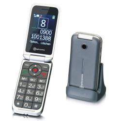 TELEPHONE PORTABLE A CLAPET 3G POWERTEL M7510