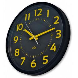 Horloge silencieuse CONTRASTE Ø 40 cm