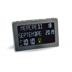 HORLOGE CALENDRIER REFERENCE
