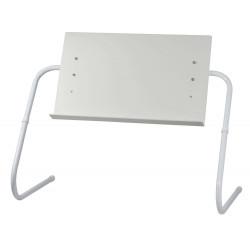 Table de lecture lit et fauteuil