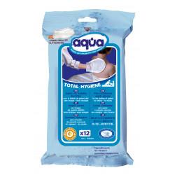 Gant pré-imprégné solution nettoyante AQUA®