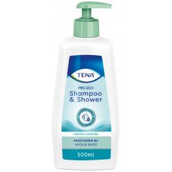 Shampoing/gel douche TENA Shampoo & Shower ProSkin