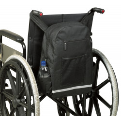 SAC POUR FAUTEUIL ROULANT MULTIPOCHES