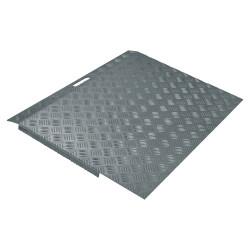 Rampe de seuil fixe aluminium SECUCARE